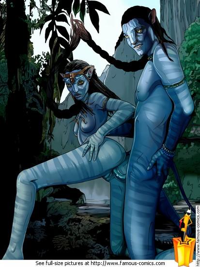 фото голых аватаров